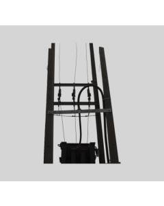 Zesa Pole - Standard - 8.55m